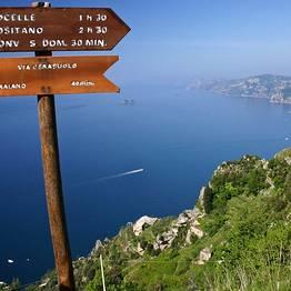 Astarita Car Service - Tour al Sentiero degli Dei + stop a Positano