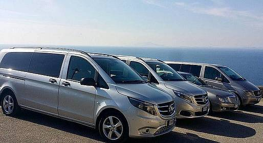 Astarita Car Service - Private Transfer Rome - Sorrento with Pompeii Stop