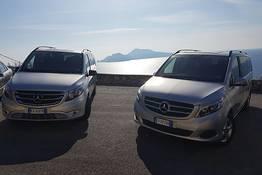 Private Transfer Naples - Praiano with Pompeii Stop