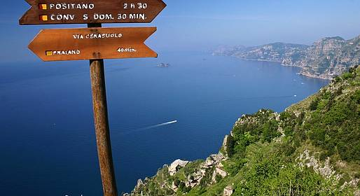 Astarita Car Service - Day Tour Path of Gods from Positano