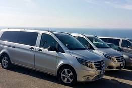 Private Transfer Rome - Praiano with Pompeii Stop