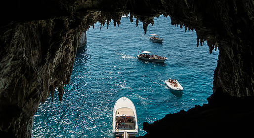 Capri Boat Experience - Capri: Private Boat Tour with Skipper