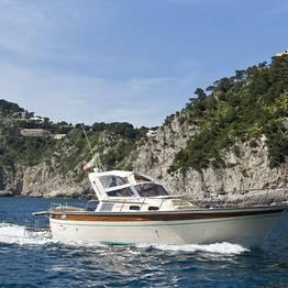 Plaghia Charter - Half-day Boat Tour of the Amalfi Coast