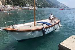 Costiera Amalfitana, tour in barca di mezza giornata