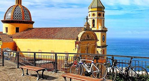 Enjoy Bike Sorrento - Tour in bicicletta della Costiera Amalfitana (60 km)