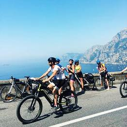 Enjoy Bike Sorrento - Bike Tour: Sorrento to Amalfi (60km)