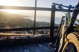 Tour in bici elettrica al Vesuvio con istruttore