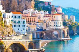 Tour in barca della Costiera Amalfitana da Salerno