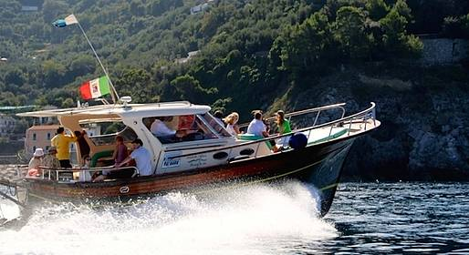 You Know! - Amalfi Coast Boat Tour from Salerno