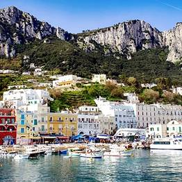 You Know! - Small-group Boat Tour to Capri from Salerno