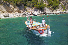 Capri: Tour of the Island by Boat