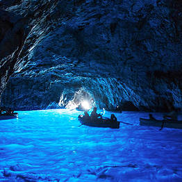 Capri Blue Wave - Capri Boat Tour: Full or Half Day