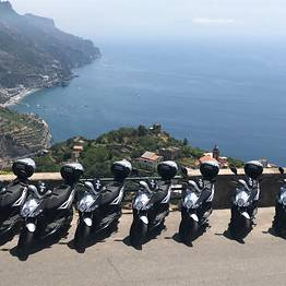 CF Rent - Scooter Rental on the Amalfi Coast