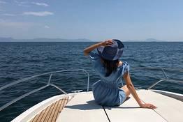 Private boat tour of the Amalfi Coast