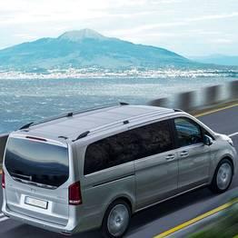 Eurolimo - Private Round -Trip Transfer Naples to the Amalfi Coast
