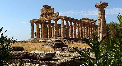 Star Cars - Paestum + Mozzarella Tour from Naples or Amalfi Coast