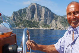 "Capri Boat Tour with ""Gennarino, The Legend"""