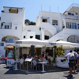 Travel Etc  - Capri & Anacapri Mini-Crociera con Guida