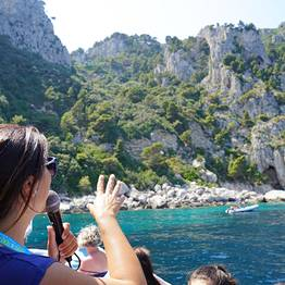 Travel Etc  - Capri Mini-Crociera con Guida