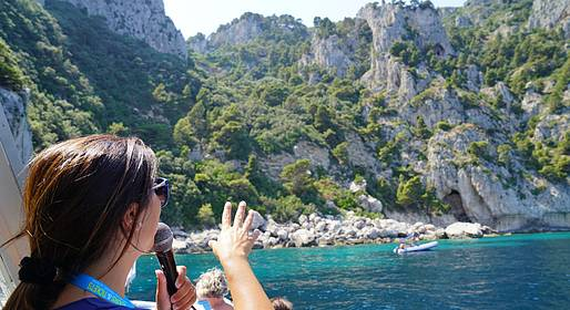 Travel Etc  - Capri and Anacapri minicruise Guided Tour from Sorrento