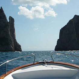 Capri Whales - Capri 6-Meter Gozzo Boat Rental (no license required)