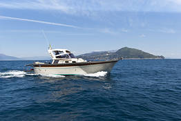 Seasickness? No Problem with This Private Boat to Capri