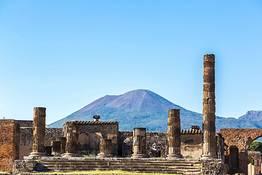 Pompei e Vesuvio, tour semi-privato da Napoli