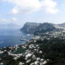 HP Travel - Capri and Anacapri: Guided Tour from Naples/Area