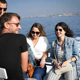 HP Travel - Sorrentine Peninsula & Capri: Boat Tour from Sorrento