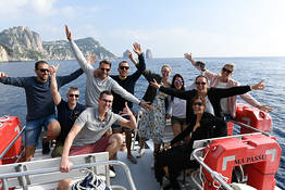Capri Boat Tour from Sorrento, Naples, and More