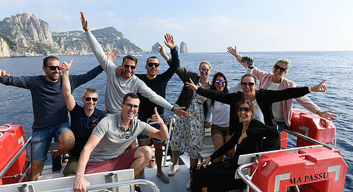 HP Travel - Capri Boat Tour from Sorrento, Naples, and More
