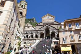 Costiera Amalfitana: tour in bus da Napoli