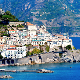 HP Travel - Amalfi Coast: Bus Tour from Naples