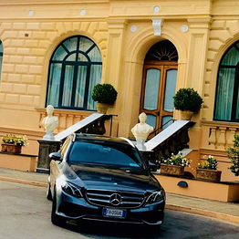 Star Cars - Private Transfer: Rome - Amalfi/Ravello (or vice versa)