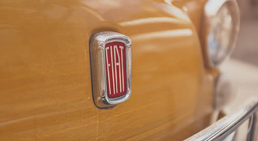 La Giuliva - Photo Tour via Iconic Fiat 500