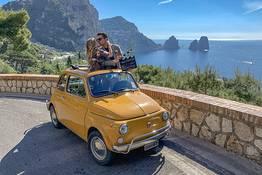 Photo Tour via Iconic Fiat 500