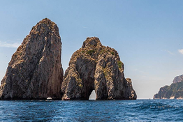 La dolce vita: tour in barca a Capri