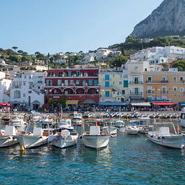 HP Travel - La Dolce Vita: Capri Boat Tour