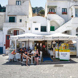 Capri Boat Service - Meeting point Capri