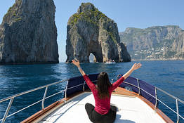 Capri by Boat: Private Tour