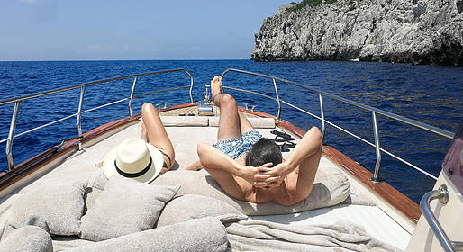 Capri Summer Tour - Capri: Full/Half-Day Private Boat Tours