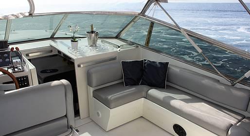 Ciro Capri Boats - Capri Tour via Itama 38 Speedboat