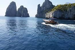 Capri: tour in barca privata