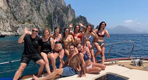 Positano Luxury Boats  - Amalfi Coast: Private 4-Hour Boat Tour