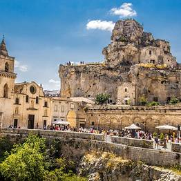 Top Excursion Sorrento - Private Car Service and Tour of Matera