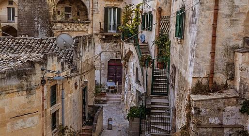 Top Excursion Sorrento - Transfer privato Matera-Sorrento/Costiera Amalfitana
