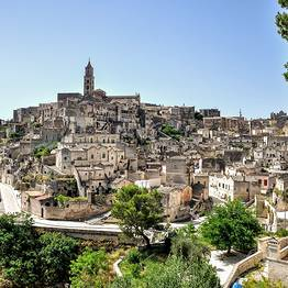 Top Excursion Sorrento - Private Transfer Matera-Sorrento/Amalfi Coast