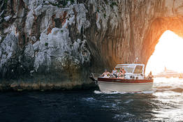 Day and Night Tour to Capri from Sorrento