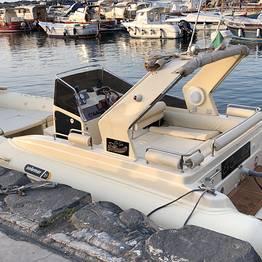 Vincenzo Capri Boats - Capri Boat Tour: Rubber Dinghy with Skipper