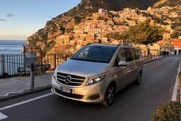 Tour della Costiera Amalfitana per gruppi piccoli